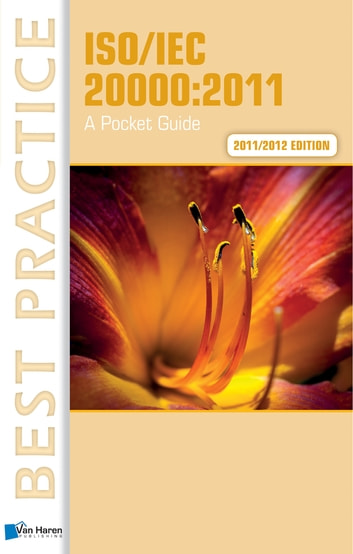 ISO/IEC 20000:2011 - A Pocket Guide ebook by Mart Rovers