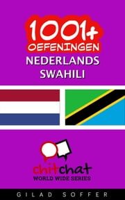 1001+ oefeningen nederlands - swahili ebook by Kobo.Web.Store.Products.Fields.ContributorFieldViewModel