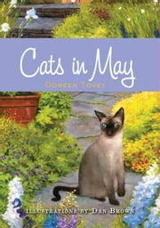 Cats in May ebook by Doreen Tovey, Dan Brown