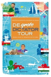 Grote dictatortour ebook by Marten Blankesteijn