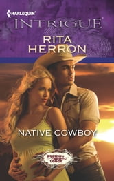 Native Cowboy ebook by Rita Herron