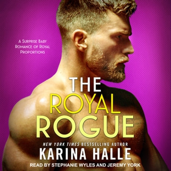 The Royal Rogue audiobook by Karina Halle