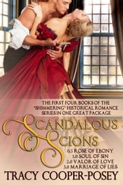Scandalous Scions One ebook by Tracy Cooper-Posey