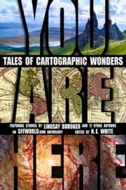 You Are Here: Tales of Cartographic Wonders Ebook di N. E. White