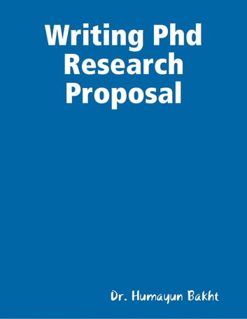 Phd research proposal in special education