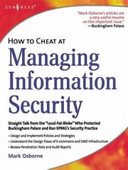 How to Cheat at Managing Information Security ebook by Mark Osborne