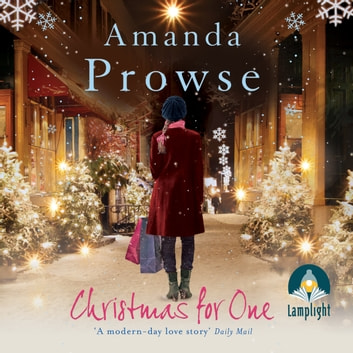 Christmas For One audiobook by Amanda Prowse