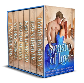 Season of Love ebook by Dawn Brower,Sandra Sookoo,Amanda Mariel,Karyn Gerrard,Tammy Andresen