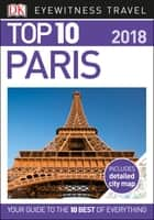Top 10 Paris ebook by DK Travel