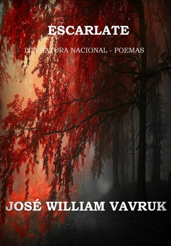 Escarlate Literatura Nacional Poemas ebook by err_json