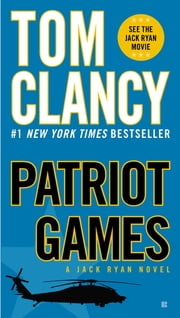 Patriot Games ebook by Kobo.Web.Store.Products.Fields.ContributorFieldViewModel