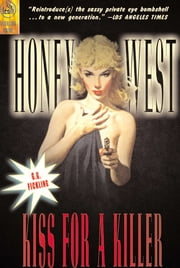 Honey West: A Kiss For a Killer ebook by G. G. Fickling