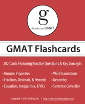 Manhattan GMAT Flashcards ebook by Manhattan GMAT