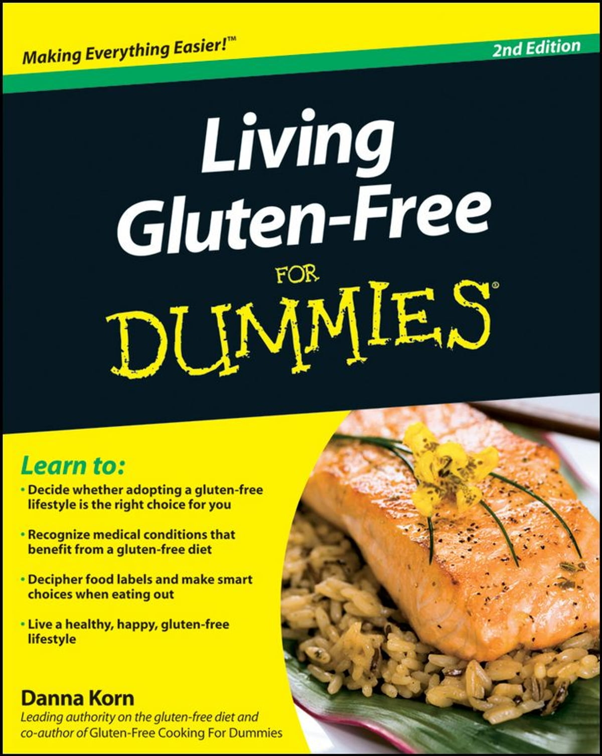 Living Gluten-Free For Dummies eBook by Danna Korn - 9780470644225 |  Rakuten Kobo