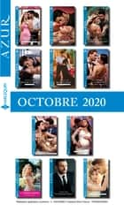 Pack mensuel Azur : 11 romans + 1 gratuit (Octobre 2020) ebook by Collectif