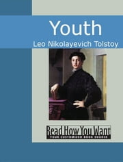Youth ebook by Leo Nikolayevich Tolstoy