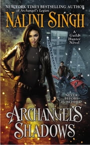 Archangel's Shadows ebook by Nalini Singh