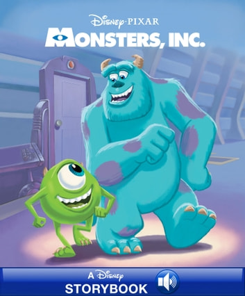 Disney Classic Stories: Monsters, Inc. - A Disney Read-Along ebook by Disney Book Group