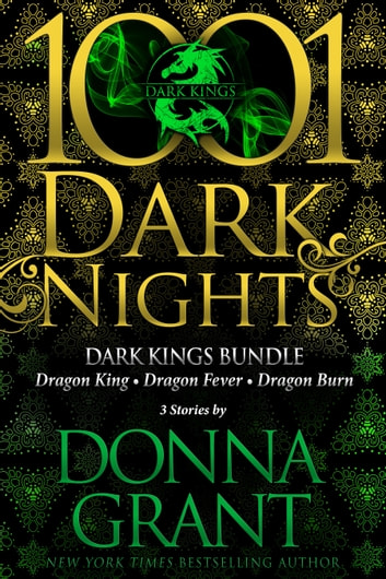 Dark Kings Bundle: 3 Stories by Donna Grant ebook by Donna Grant