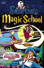 Sabrina's Magic School