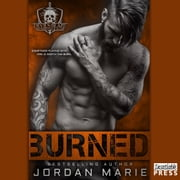 Burned - Devil's Blaze MC Book 2 audiobook by Jordan Marie