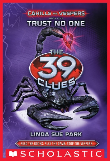 The 39 Clues: Cahills vs. Vespers Book 5: Trust No One ebook by Linda Sue Park