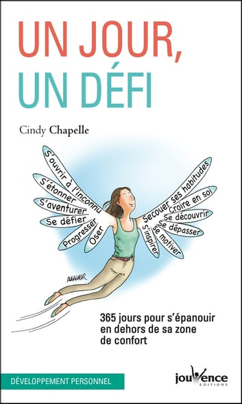 Un jour, un défi eBook by Cindy Chapelle