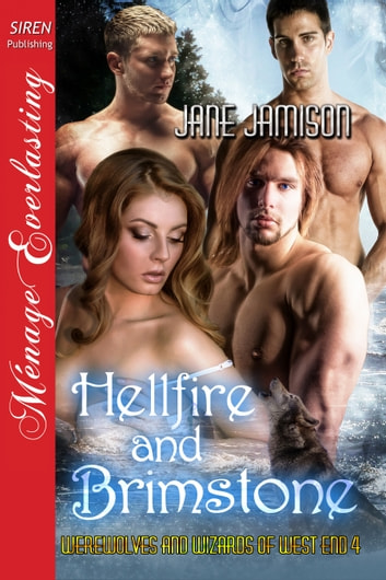 Hellfire and Brimstone ebook by Jane Jamison