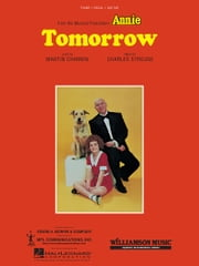Tomorrow (From Annie) Sheet Music ebook by Charles Strouse,Martin Charnin