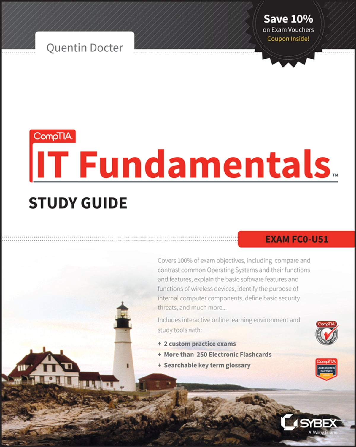 CompTIA IT Fundamentals Study Guide eBook by Quentin Docter - 9781119096504  | Rakuten Kobo