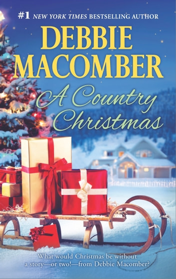 A Country Christmas - An Anthology ebook by Debbie Macomber