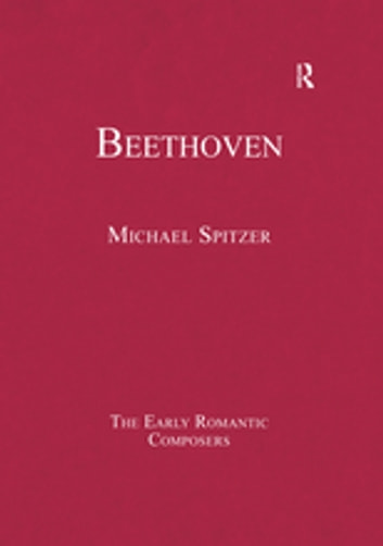Beethoven ebook by Michael Spitzer