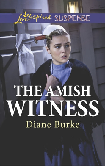 The Amish Witness ebook by Diane Burke