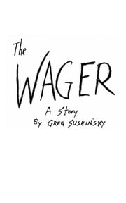 The Wager ebook by Greg Sushinsky