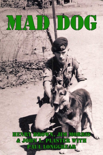 Mad Dog: The Legend and Truth of Jerry Shriver ebook by Henry Brown
