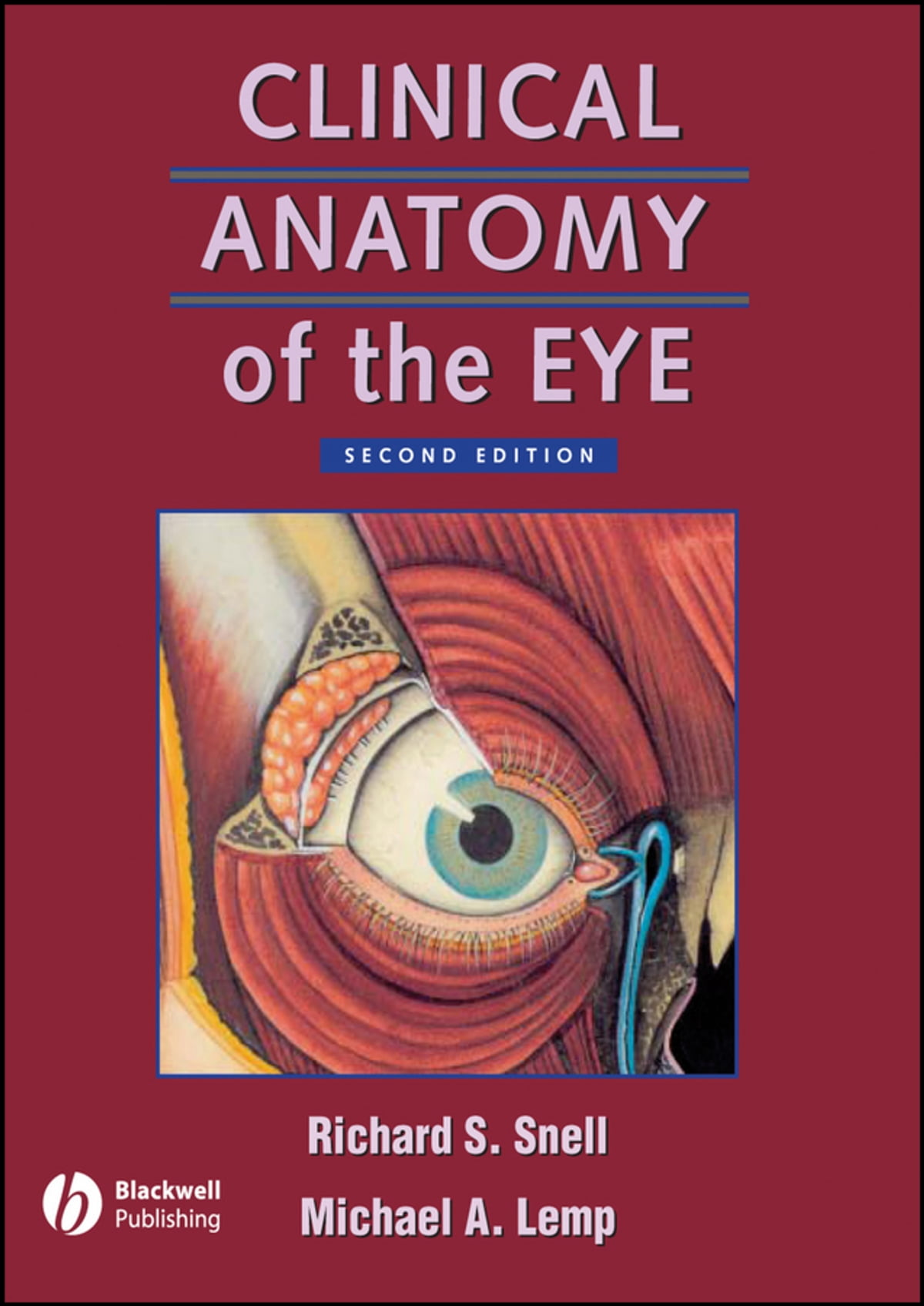 Clinical Anatomy Of The Eye Ebook By Richard S Snell