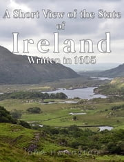A Short View of the State of Ireland, Written in 1605 ebook by John Harington