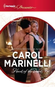 Heart of the Desert ebook by Carol Marinelli
