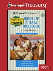 Bride Of A Texas Trueblood ebook by Laura Anthony
