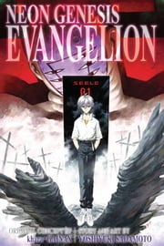 Neon Genesis Evangelion 3-in-1 Edition, Vol. 4 ebook by Yoshiyuki Sadamoto