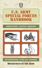 U.S. Army Special Forces Handbook ekitaplar by Department of the Army