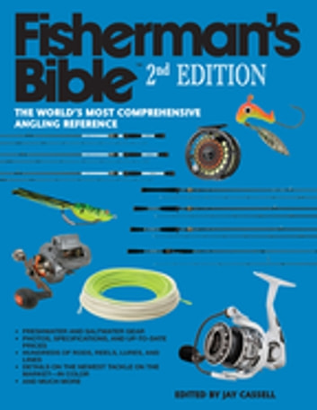 Fisherman's Bible - The World's Most Comprehensive Angling Reference ebook by