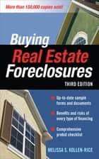 BUYING REAL ESTATE FORECLOSURES 3/E ebook by