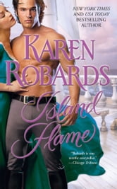 Island Flame ebook by Karen Robards