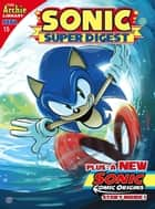 Sonic Super Digest #15 ebook by Sonic Scribes