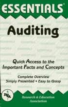 Auditing Essentials ebook by Frank Giove