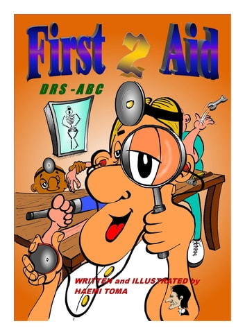 First 2 Aid - DRS ABC ebook by Haemi Toma