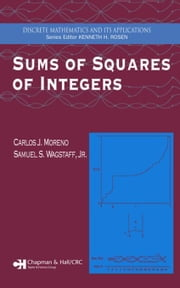 Sums of Squares of Integers ebook by Moreno, Carlos J.
