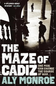 The Maze of Cadiz - A Peter Cotton Book ebook by Aly Monroe