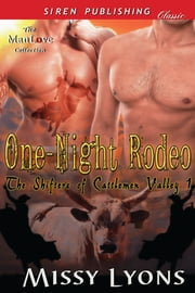 One-Night Rodeo ebook by Missy Lyons
